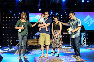 Saddleback Irvine South Sunday Worship - Children Dedication - photo by Allen Siu 2015-08-23
