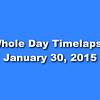 Day Timelapse 1