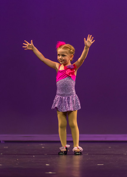 Ava's Dance Recital