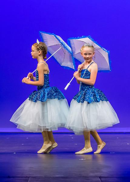 Hannah and Kaitlyn's Dance Recital