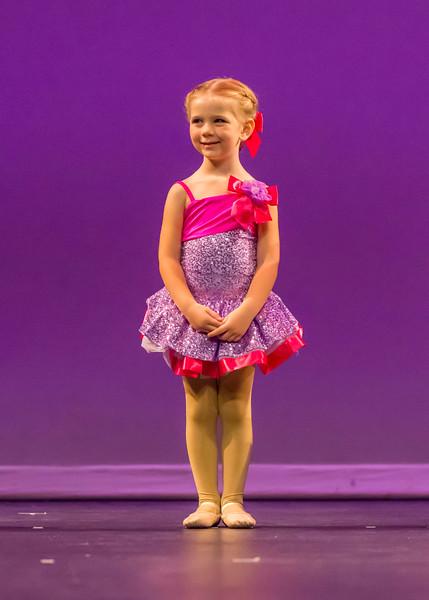 Ava's Dance Recital