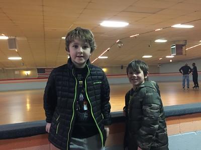 2016 - 01 - Roller Skating