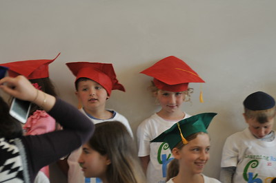 2016 Hebrew School Graduation
