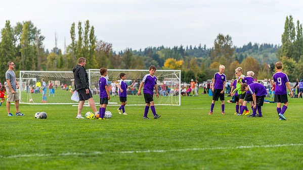 Huskies versus Strikers 9-24-2016