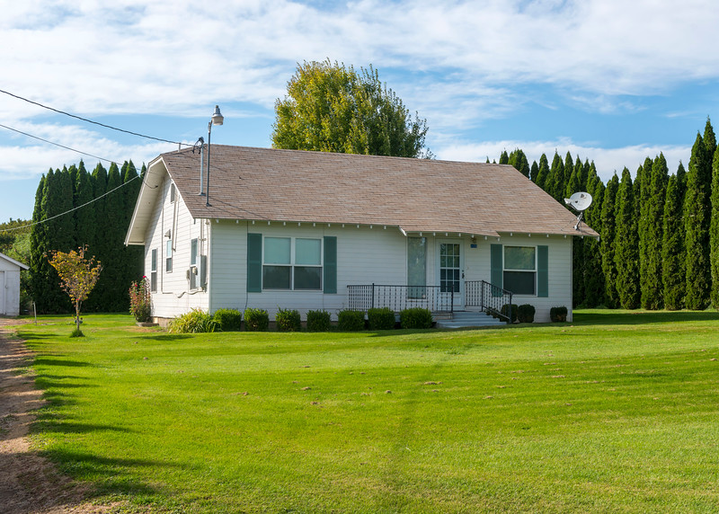 The house where Eleanor grew up in Yakima