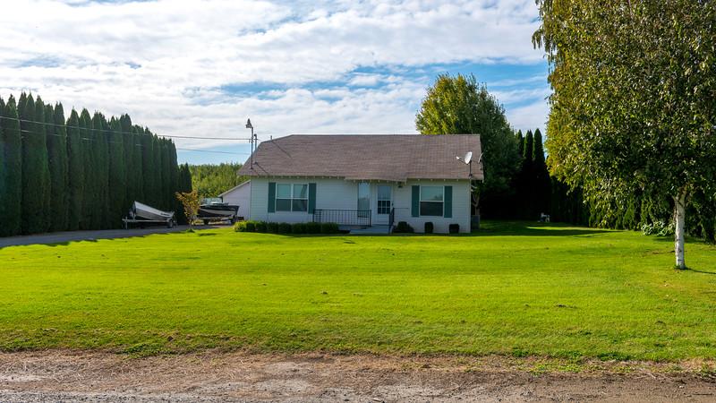 The house where Eleanor grew up in Yakima