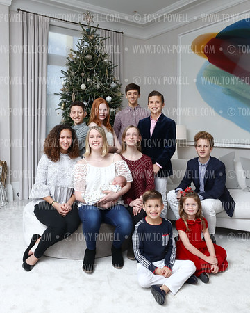 2017 Cecchi Family Holiday Portraits