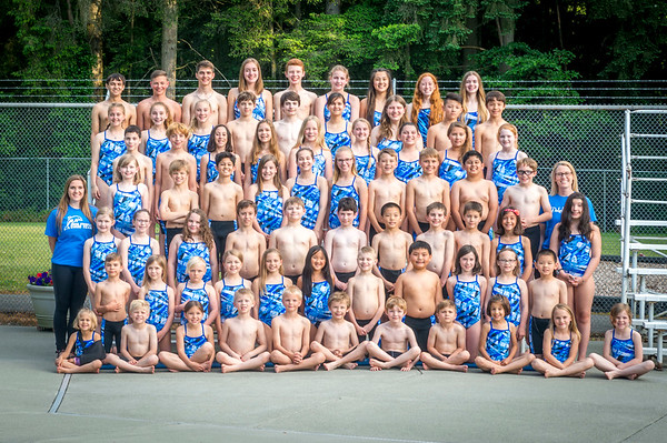 High Woodlands Swim Team Meets