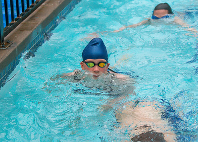High Woodlands Dolphins Swim Meets