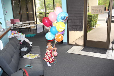 20180520 Odin and Sonya First BD party
