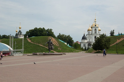 2018-07-27, Trip to Dmitrov with Shoshnikovs