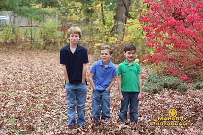 3   WAY sweet boys!