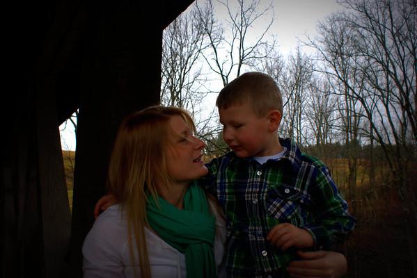 6 dec 2013 Jen & Zander
