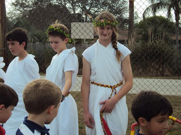 6th Grade Catapults 2012