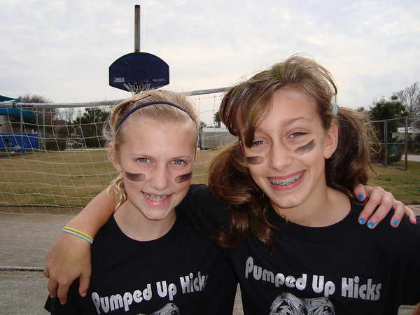 6th Grade Flag Football Game 2012