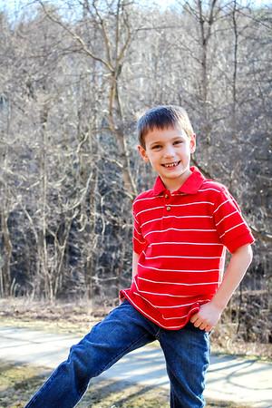 Isaac, 7 Years