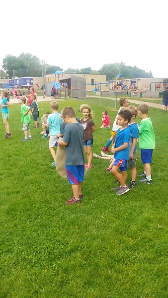 Aaron's Field Day - May 2016