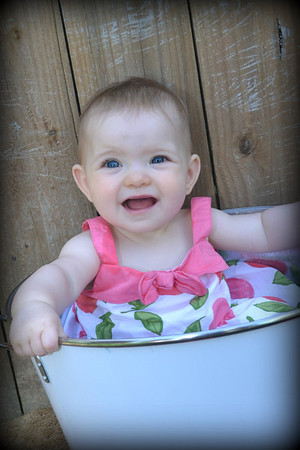 Abby 6 Months