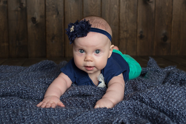 Abby Brune 6 Months