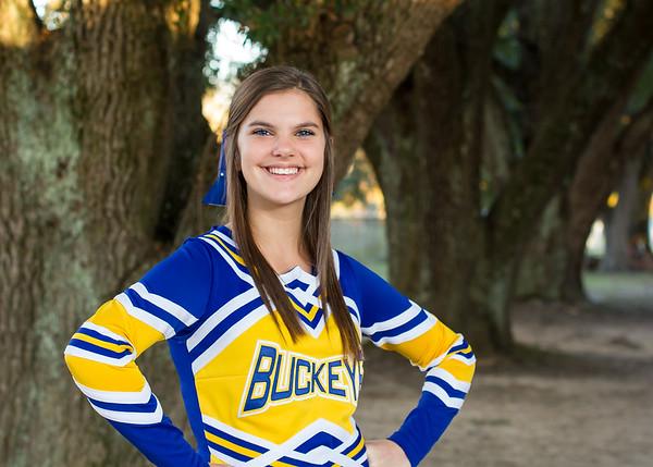 Abby Cheers 2013-14