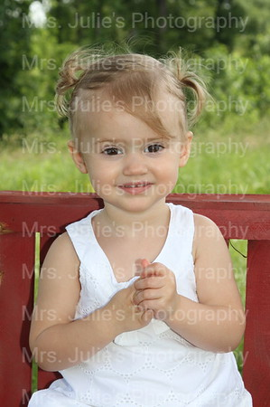 Abby Lynn is 2!