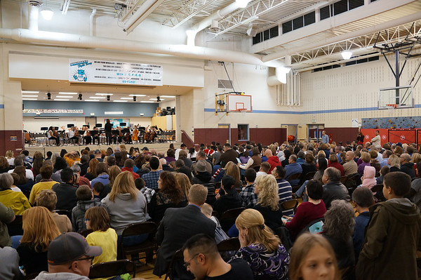 Abby's 6th Grade Band Concert