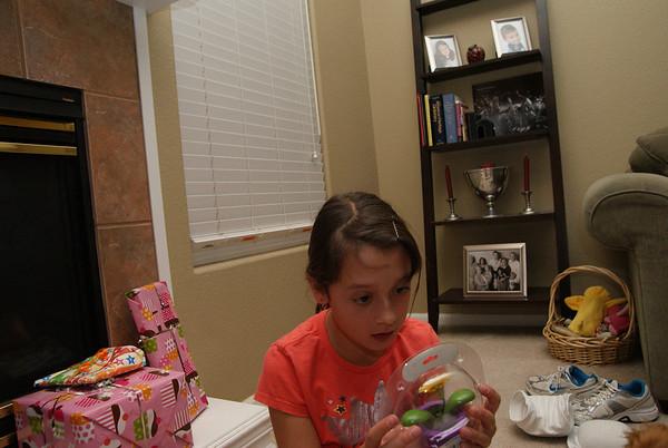 Abby's Birthday 2011