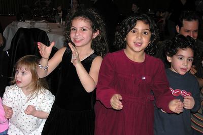 Adat Shalom Dreidel Dance