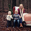 Addie, Jackson, & Jase- Christmas Mini 2014 :