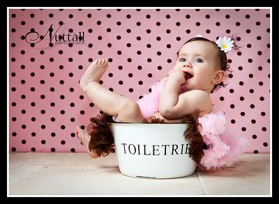 Addie 6 months 012