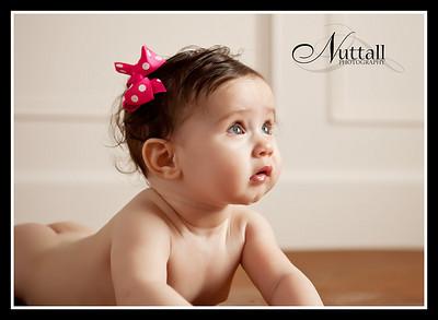 Addie 6 months 093