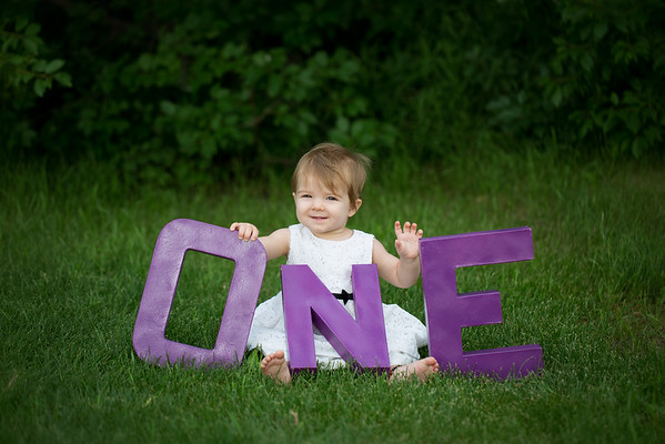 Addy's One Year Session June 20, 2015