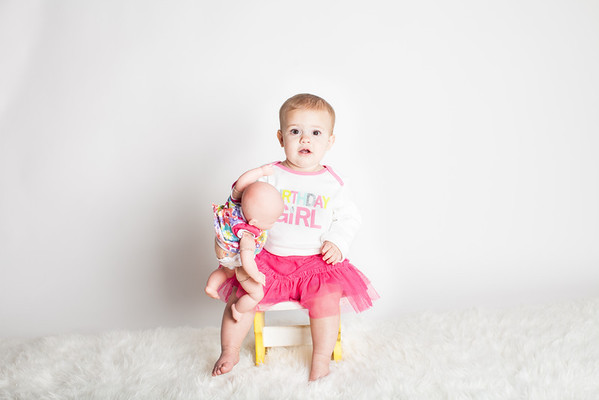 Adeline T one year 2013