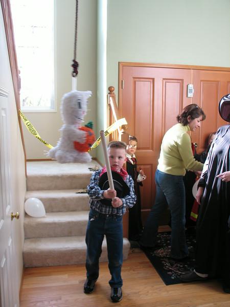2005/10 - Seth's birthday