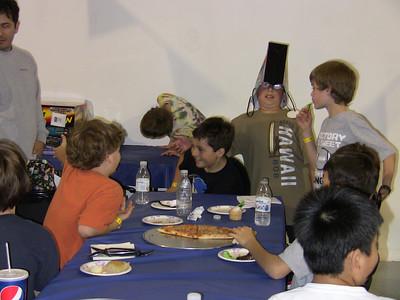 2009/10 - Seth's Birthday