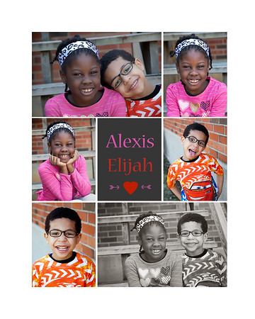 Alexis and Elijah