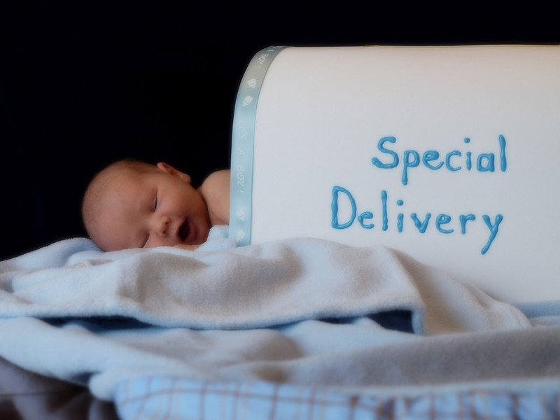 SPECIAL DELIVERY!!