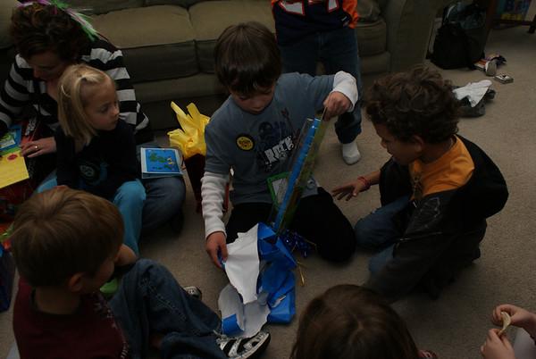 Aidan's Birthday 2010
