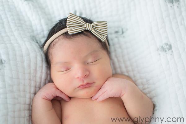 Alana Newborn Session