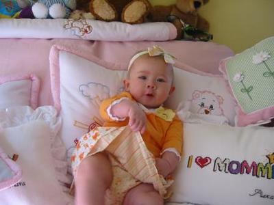 Alex 5 meses