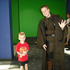 Alex spends birthday at Children's Museum - greeted by Jedi! 6/28
