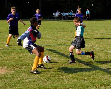 Kick to goal