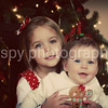 Ally Grace & Ella Kate- Christmas 2010 :