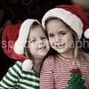 Ally Grace & Ella Kate- Christmas 2012 :