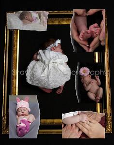 Amelia Collage 11x14