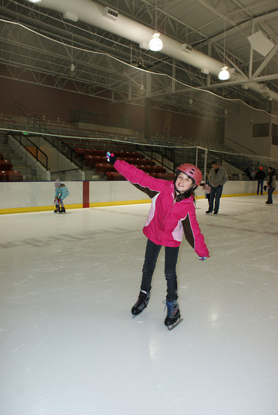 American Girl Day at eh Ice Haus