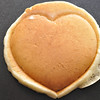 Linda made the pancakes, Scott supplied the Heart shape for Amy.  Fun times.