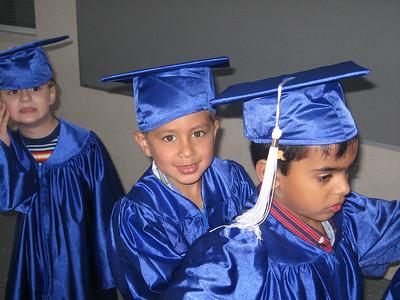 Andres Graduation