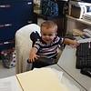 20150803 Andrew visited Grandma's office
