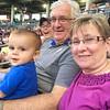 July Boulders baseball game